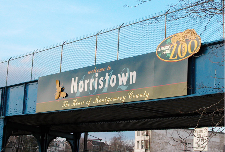 Norristown Large Gateway